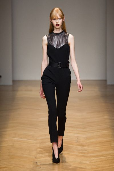 Aquilano.Rimondi at Milan Fashion Week Fall 2017 - Runway Photos