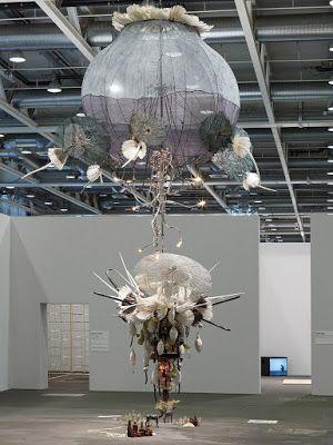 installations by artist Rina Banerjee