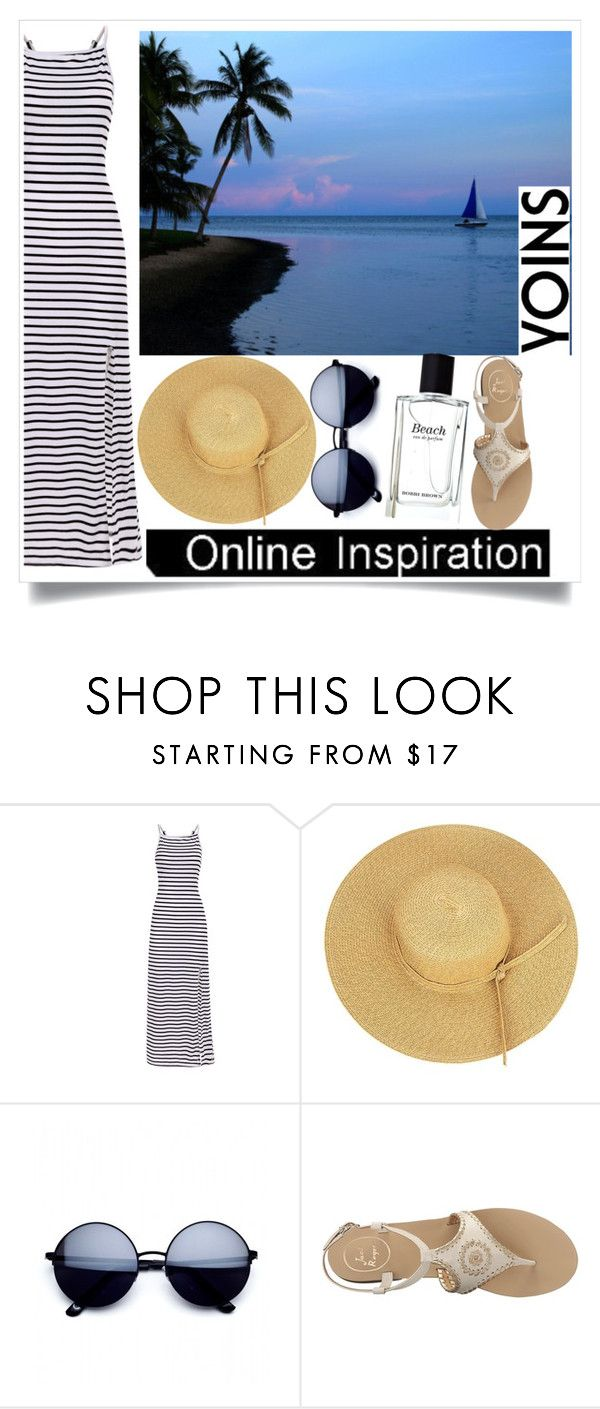 """""""Untitled #88"""" by jessgomes99 ❤ liked on Polyvore featuring Jack Rogers"""