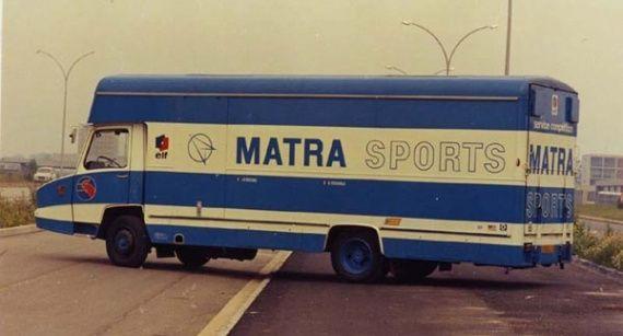 Berliet Stradair-1970- 2.  Matra.