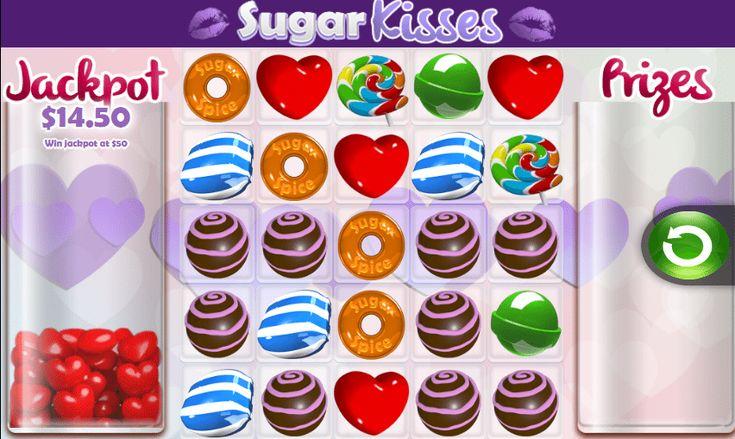 Sugar Kisses - http://www.777free-slots.com/sugar-kisses-free-online-slot/