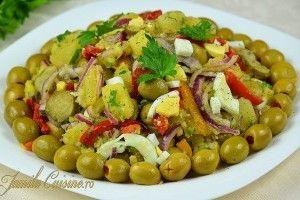 Salata orientala https://www.youtube.com/watch?v=QzmULdN8esg