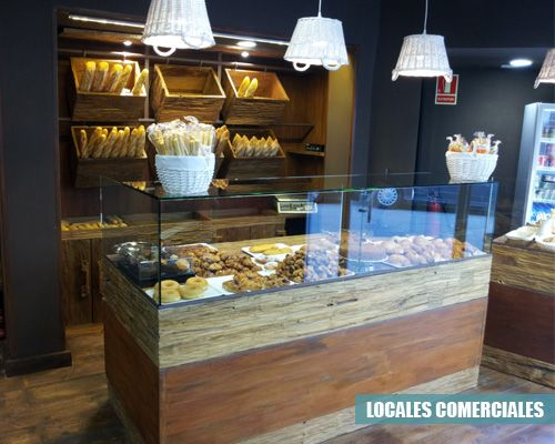 497 best images about bakery on pinterest bakery display restaurant and amsterdam - Decoracion locales comerciales ...