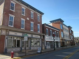 Downingtown, Pennsylvania