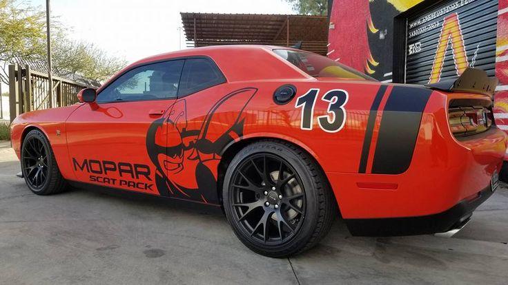 Dodge Challenger Fully Loaded 1 Kw Adjustable Springs 2