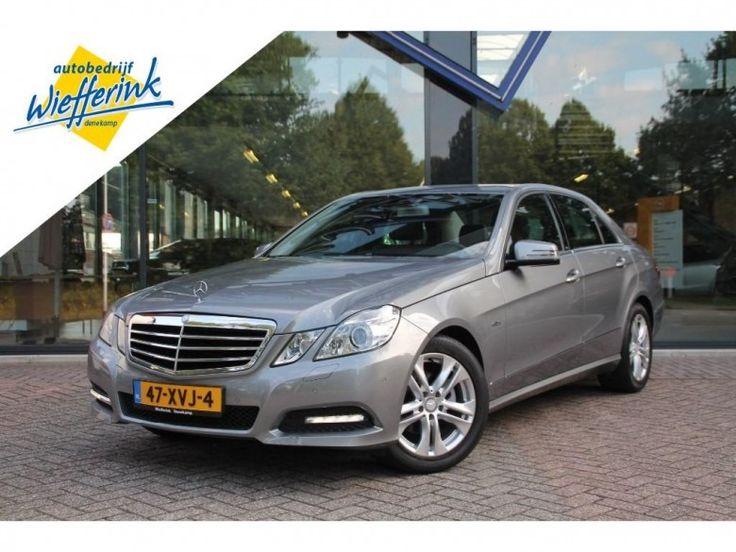 Mercedes-Benz E-Klasse  Description: Mercedes-Benz E-Klasse E 220 CDI BLUEEFFICIENCY AVANTGARDE  Price: 290.28  Meer informatie