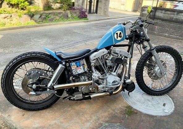 Pin By Tom On Motorcycle Harley Davidson Harley Shovelhead Shovelhead Bobber