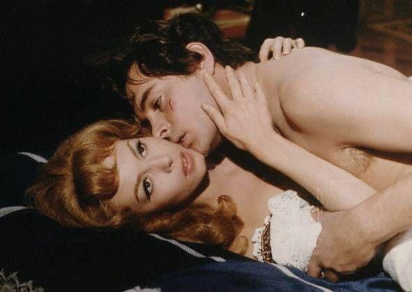 """Michelle Mercier in """"Angelique"""""""