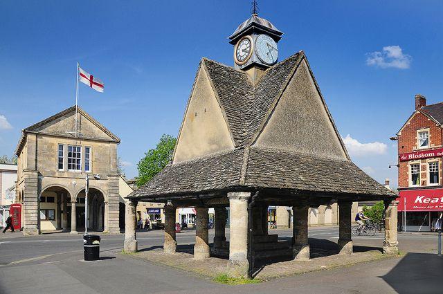 Witney, Oxfordshire.