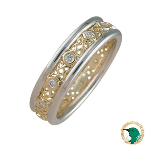 Celtic Weave Ring Meaning