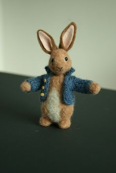 Image result for felted peter rabbit naturecrafter