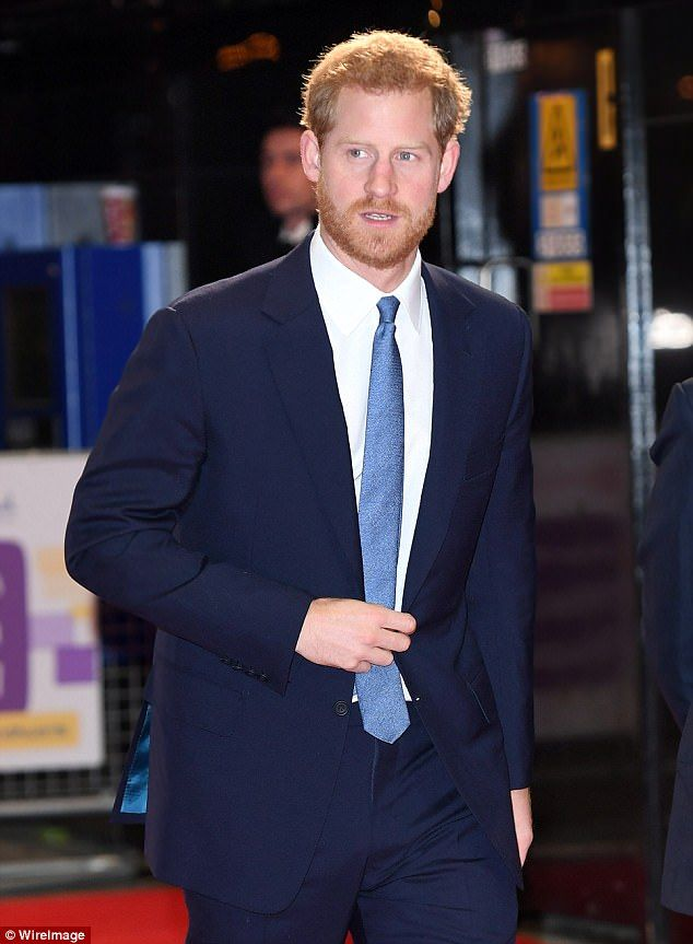 Prince Harry jetted into the country on a private jet, making his way to Berlin's Schoenefeld Airport before driving to sleepy Görlsdorf in the state of Brandenburg.