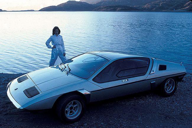 MATRA Laser concept / 1971