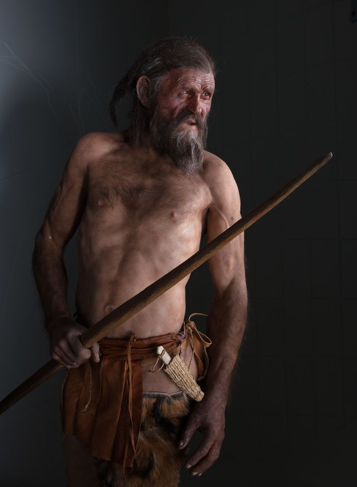 Scholars continue to be amazed by the ancient man found frozen in the Alps.