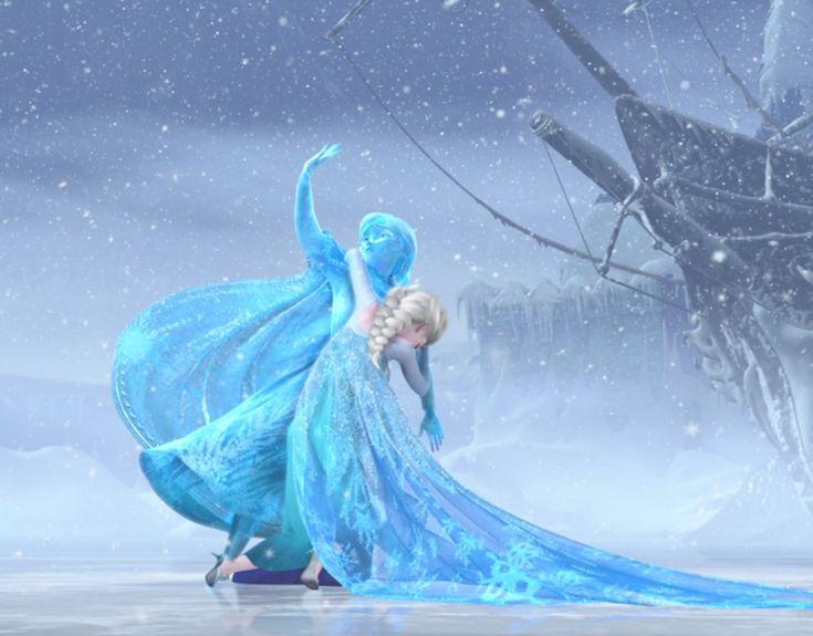 La reine des neiges anna elsa la reine des neige - Ana reine des neiges ...