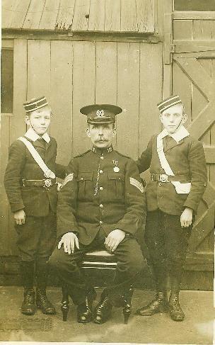 Sergeant 1 Edwin Raine Durham City Police Police History
