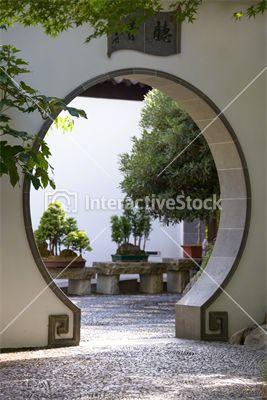 Lan Su Chinese Gardens, Portland, Oregon, Stany Zjednoczone #architektura #podróże #chińska #kultura #USA #ogrody