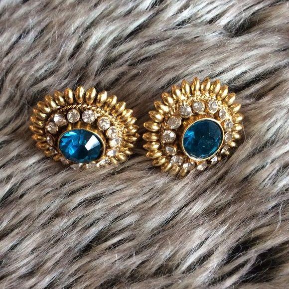 Beautiful earrings High quality rhinestone earrings. Jewelry Earrings