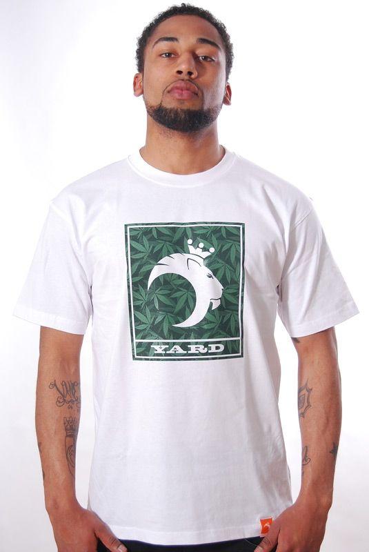 GANJA FARMER, T-Shirt, White