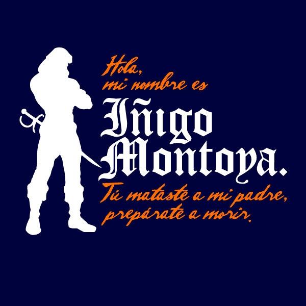 Iñigo Montoya (La Princesa Prometida)