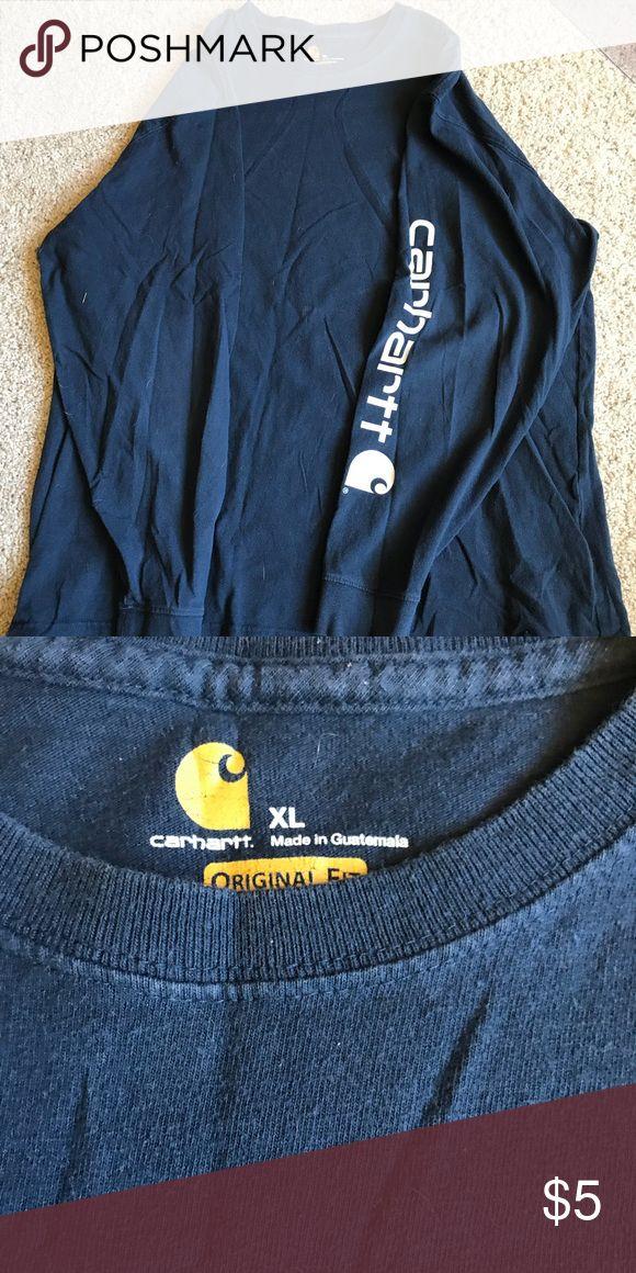 Carhartt Shirt - mens - xl - worn a couple times Carhartt Shirts Tees - Long Sleeve