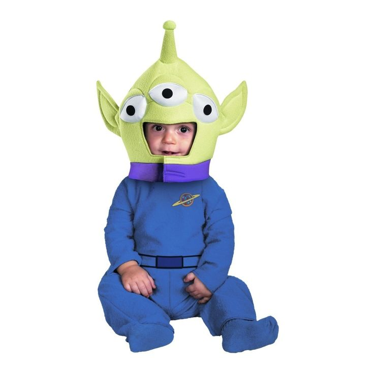 how to make an alien costume for a child