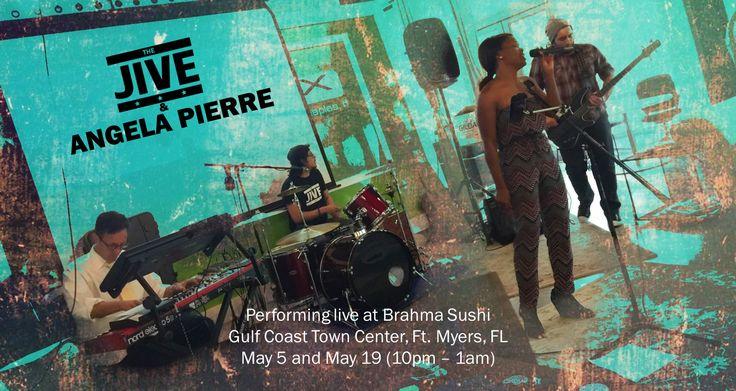 Friday Night Live starts tomorrow!! #Livemusic with #TheJive #CincodeMayo #FreshFridays #freshsushi #bestofthebest