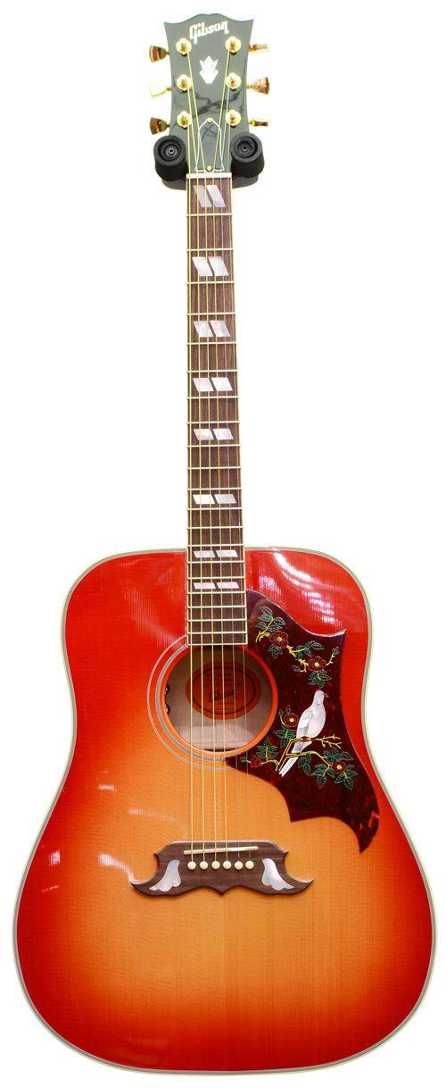 Gibson Dove Vintage Cherry Sunburst