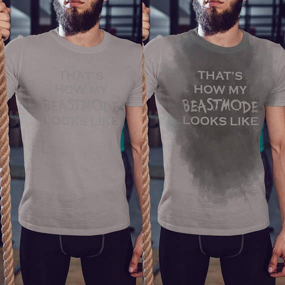 Beast Mode - Sweat Workout Funny Shirt For Men s a53c196f8b03