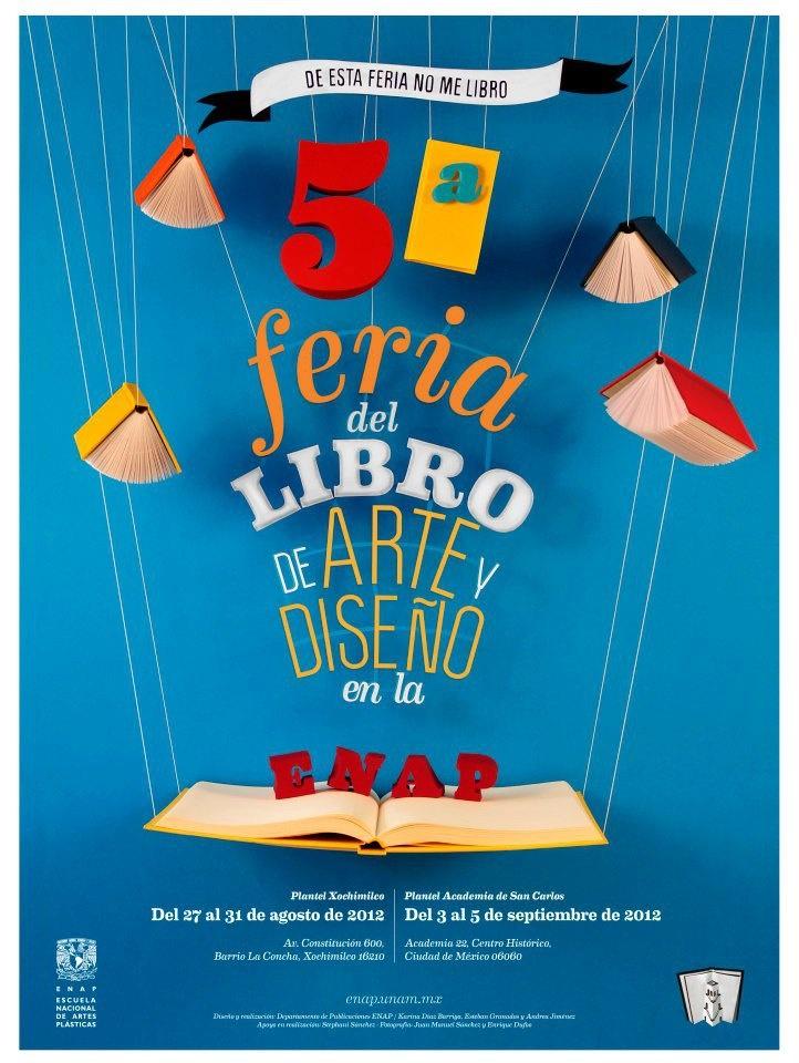 Feria del Libro de Arte y Diseño.