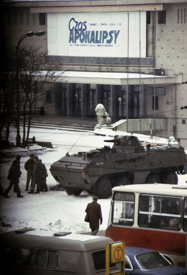 Eyewitness: The Polish Transformation » Poland Today