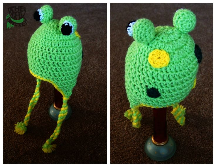 Frog. Available in any size. Email themadhatternz@gmail.com