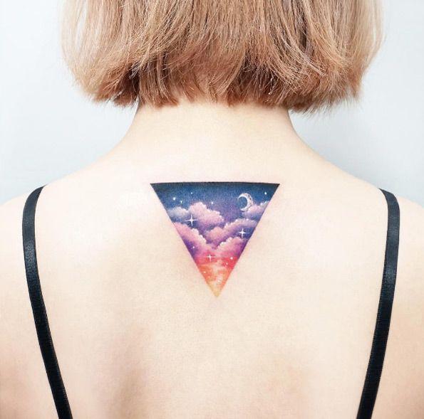 Slice of sky by IDA