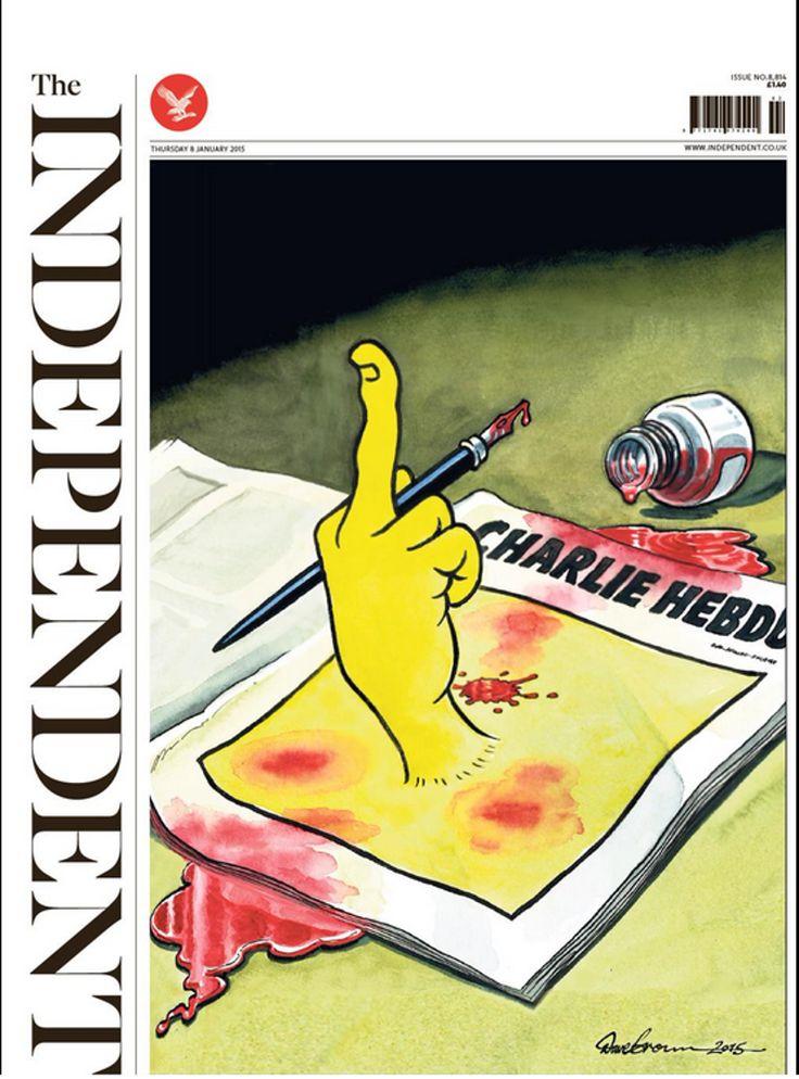 """Le quotidien britannique """"The Independent"""""""