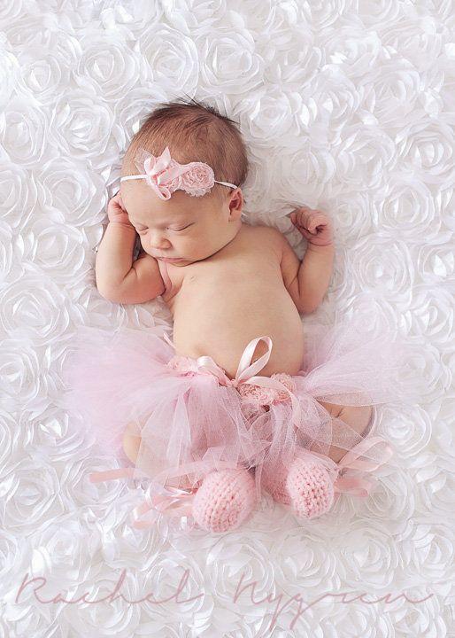 Ballerina Set for Newborn