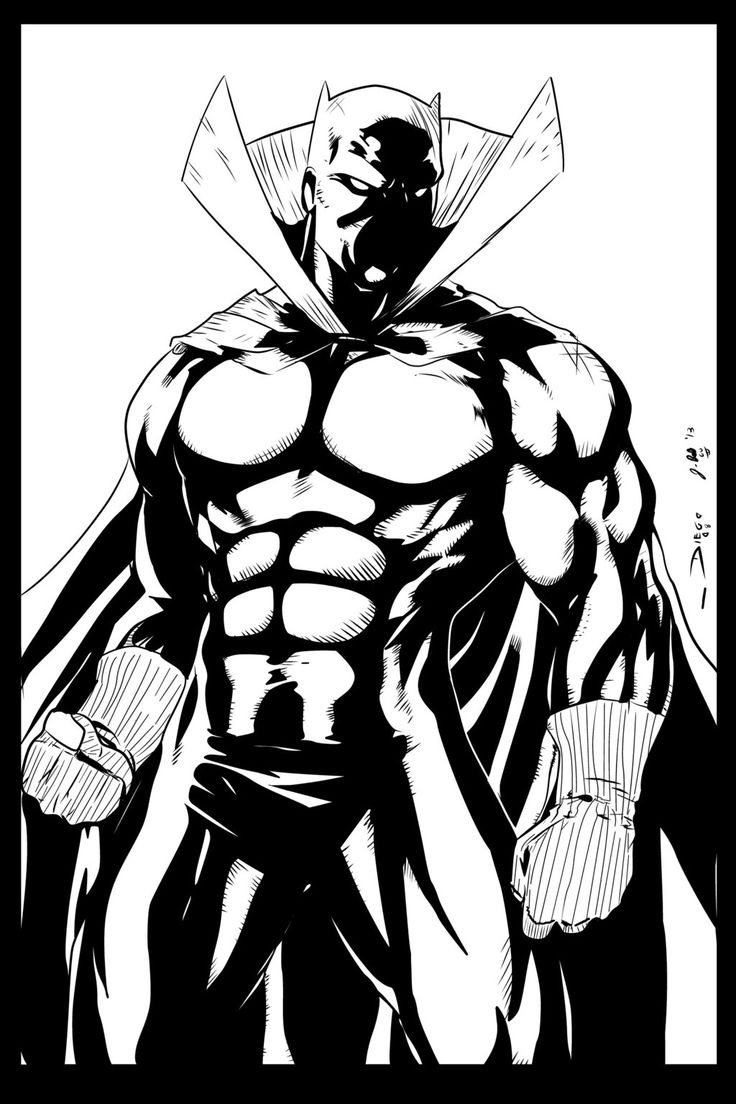 1000+ images about Comic Art: Black Panther on Pinterest ...