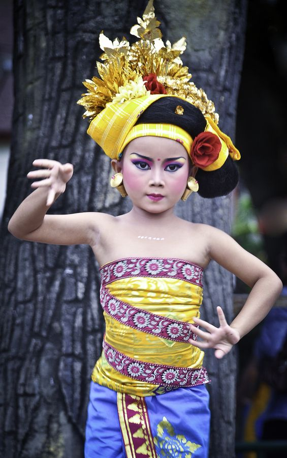 Little Balinese Dancer by piyus silaban