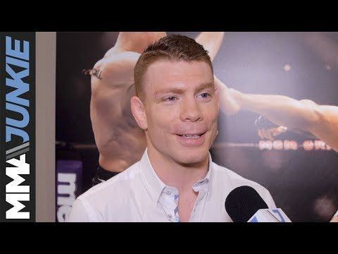 MMA After #UFCGlasgow win, Paul Felder makes quick transition to commentary role for 'Dana White's Conte