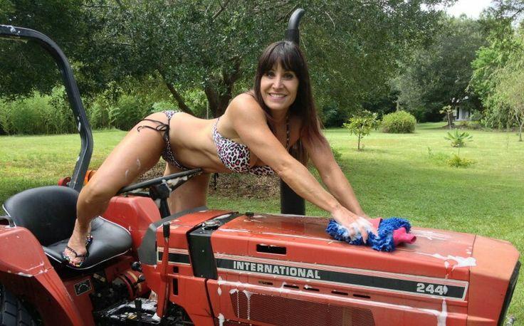 Farmers Insurance Commercial Car Wash