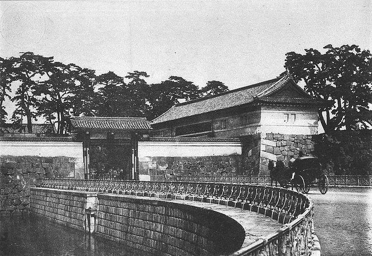 内曲輪 外桜田門