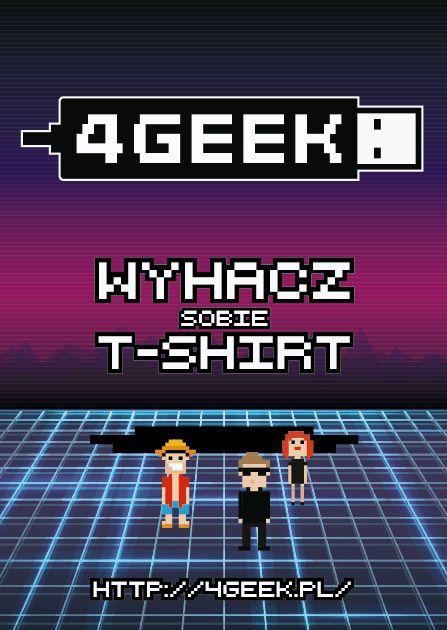 4GEEK.PL / Ulotka Wyhacz sobie T-Shirt