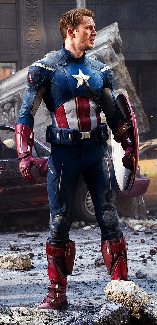 Still from the upcoming Avengers movie. He and Ironman are my favorites :)