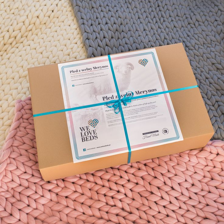 Our chunky plaids are hand made by Polish workers with high-quality merino wool. We had in mind the comfort of people suffering allergy that's why we chose merino wool. The characteristic construction and structure of the fibers, creates hostile environment for bacteria.  In addition, the product is made from worsted wool, which makes it very soft.