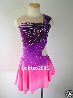 Gorgeous Figure Skating Dress Ice Skating Dress | Sporting Goods, Winter Sports, Ice Skating | eBay!