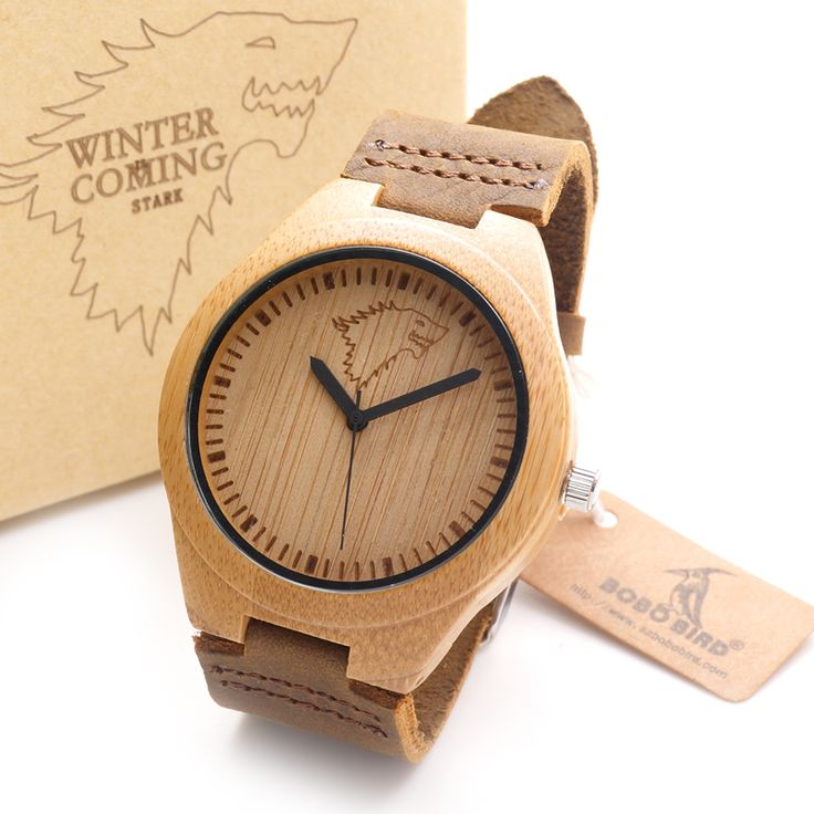 Top Quality Wood Wristwatches Wooden Clock Men's Fashion Brand Designer Bamboo Wooden Watches relojes deportivos para hombre