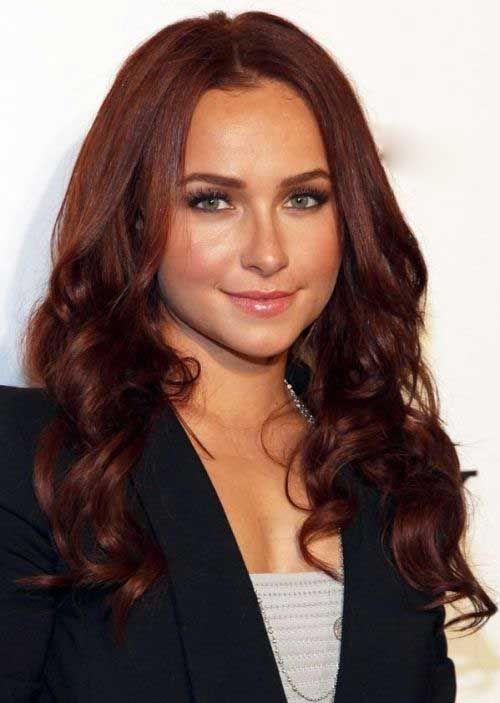 11 new fonc auburn couleur des cheveux - Coloration Henn Rouge