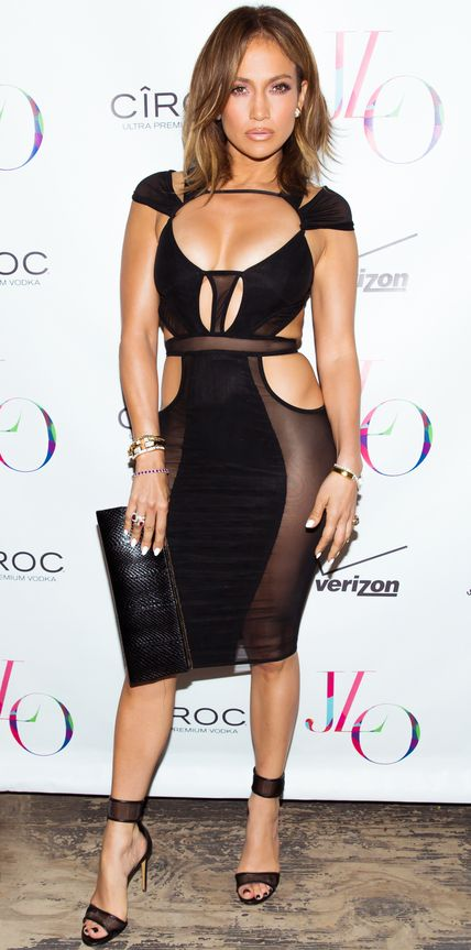 Jennifer Lopez knows how to celebrate in style—or her 46th birthday fete. #celebritystyle #jenniferlopez