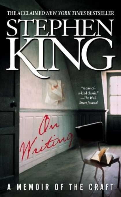 Excellent resource. I love Stephen King's writing for its simplicity and the straightforward way he takes you through a story