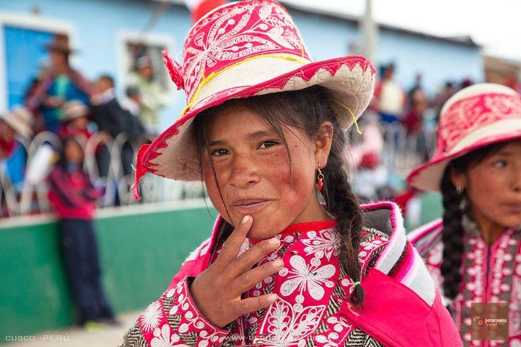 Alto Pichigua, #Cusco - #Peru