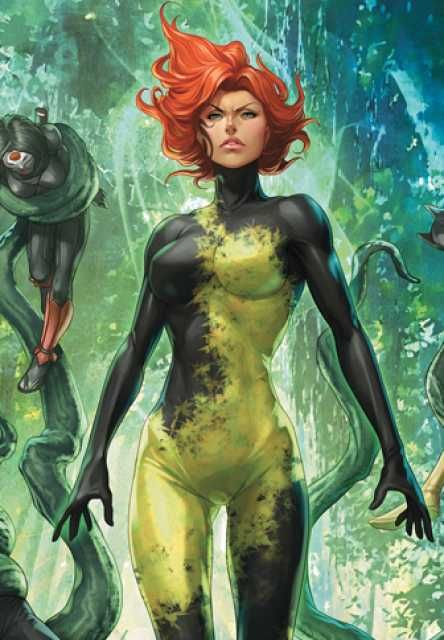 Poison Ivy (Character) - Comic Vine I usually hate poison ivy cosplay but I would love to do this version